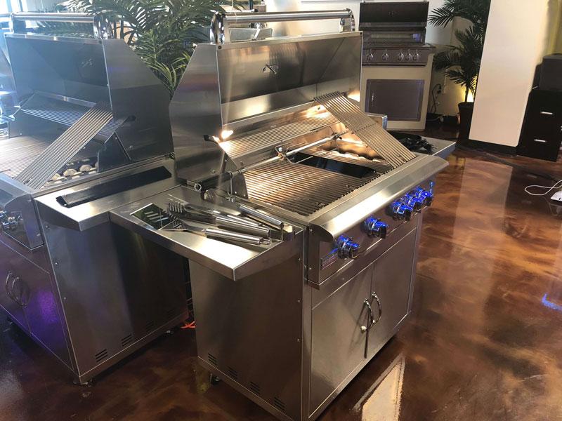 Bonita Springs Outdoor Kitchens Bbq Grills Fire Pits