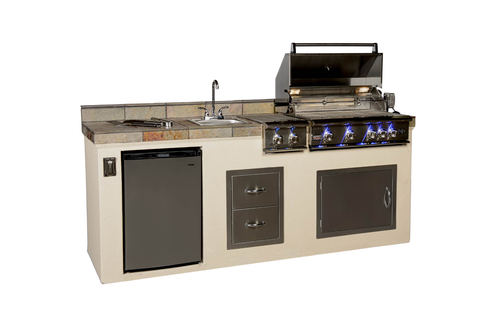 Paradise Grills Direct Outdoor Kitchens - Build Your Own: GX-8 FlexBuild