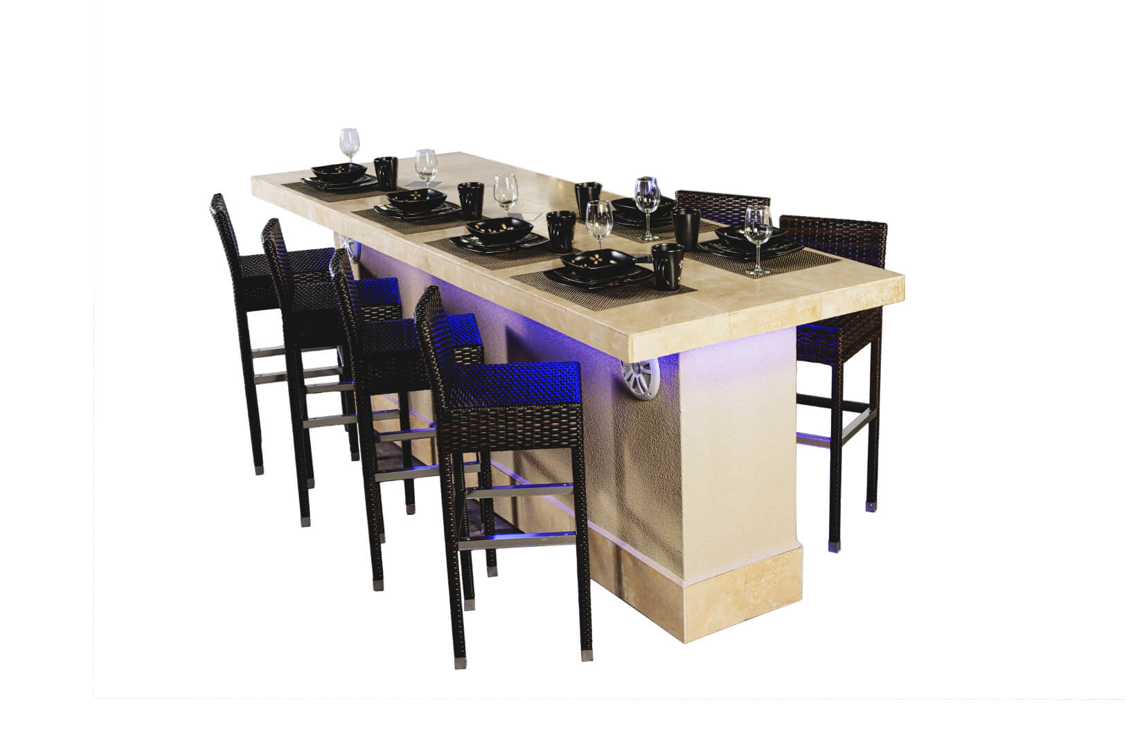 Paradise Grills Direct Outdoor Kitchens - Build Your Own: St. Thomas