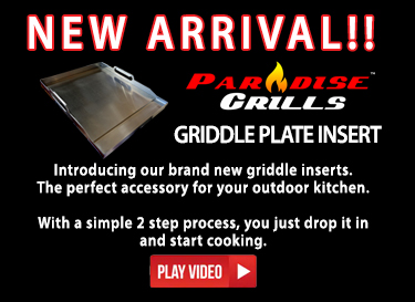 Paradise Grills Outdoor Kitchens, Bars, Grills, Fire Pits