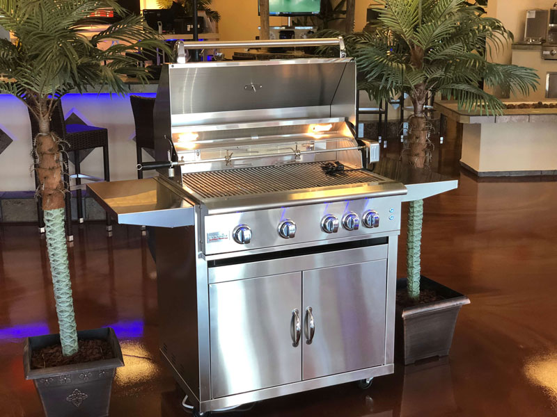 Fabulous Naples Outdoor Kitchens Bbq Grills Fire Pits Paradise Interior Design Ideas Jittwwsoteloinfo