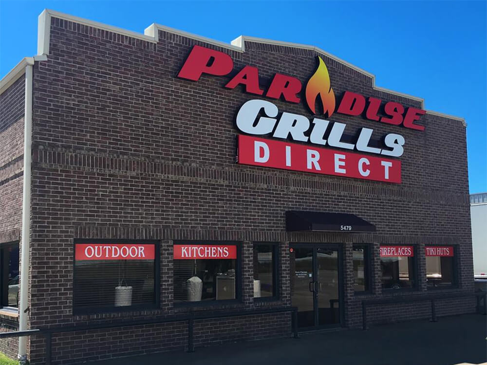 Paradise Grills Direct Factory