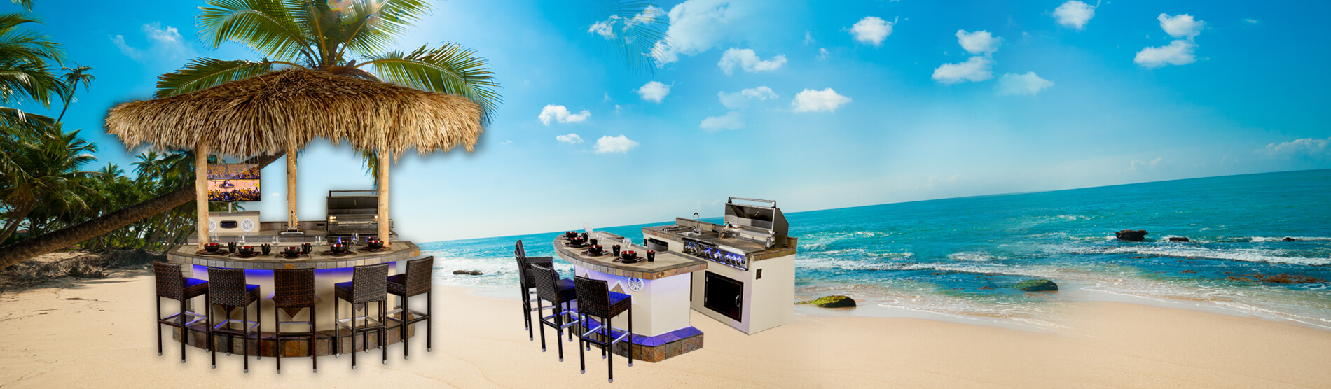Luxury Outdoor Kitchens Direct From The Factory