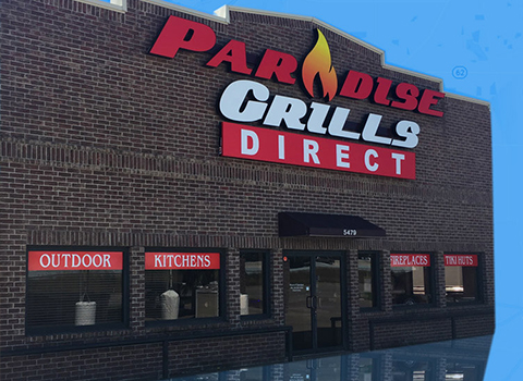 Paradise Grills Direct | Outdoor Kitchens in Houston and Naples ...