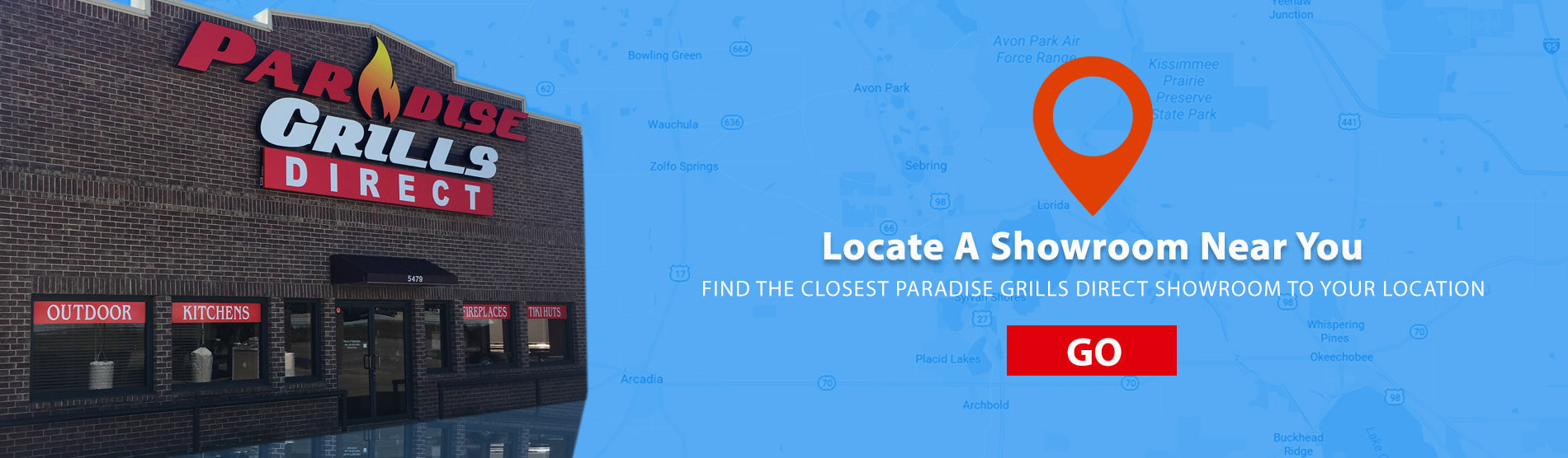 Locate a Showroom