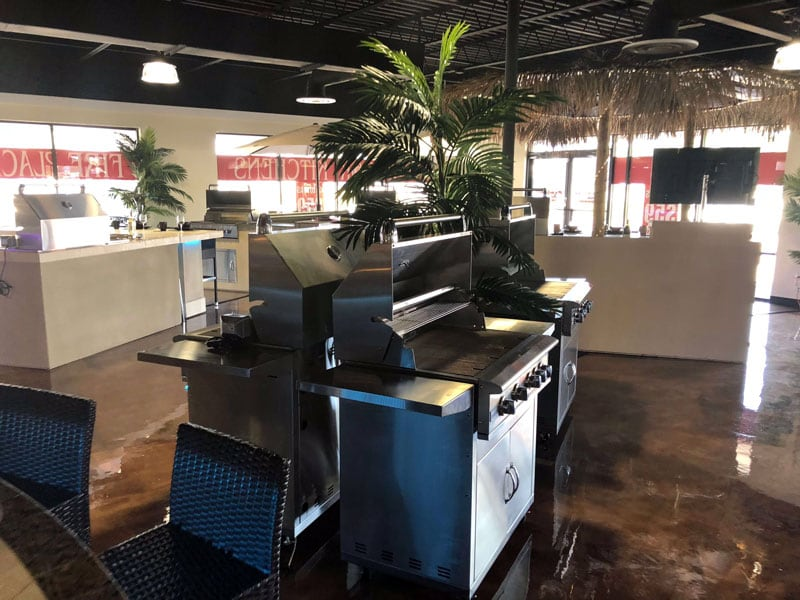 Outdoor Kitchens In Tampa Fl Bbq Grills Fire Pits Amp More
