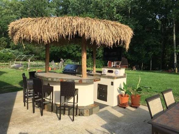 Orlando Outdoor Kitchen