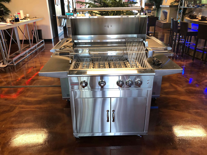 Peachy Windermere Outdoor Kitchens Bbq Grills Fire Pits Interior Design Ideas Jittwwsoteloinfo