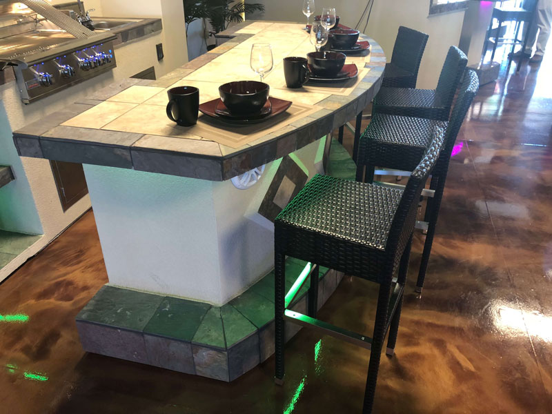 Windermere Outdoor Kitchens Bbq Grills Fire Pits Paradise Grills