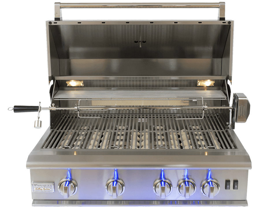 Experience The GSL 32 Professional Grilling System By Paradise Grills