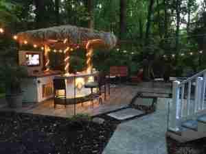 Paradise Outdoor Kitchen