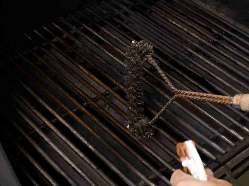 Cleaning Your Orlando Grill