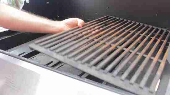 There's Something Terrifying About Your Grill!
