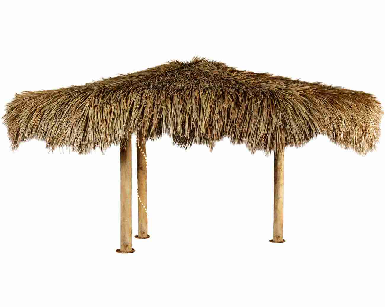 Where Did Tiki Huts Come From?