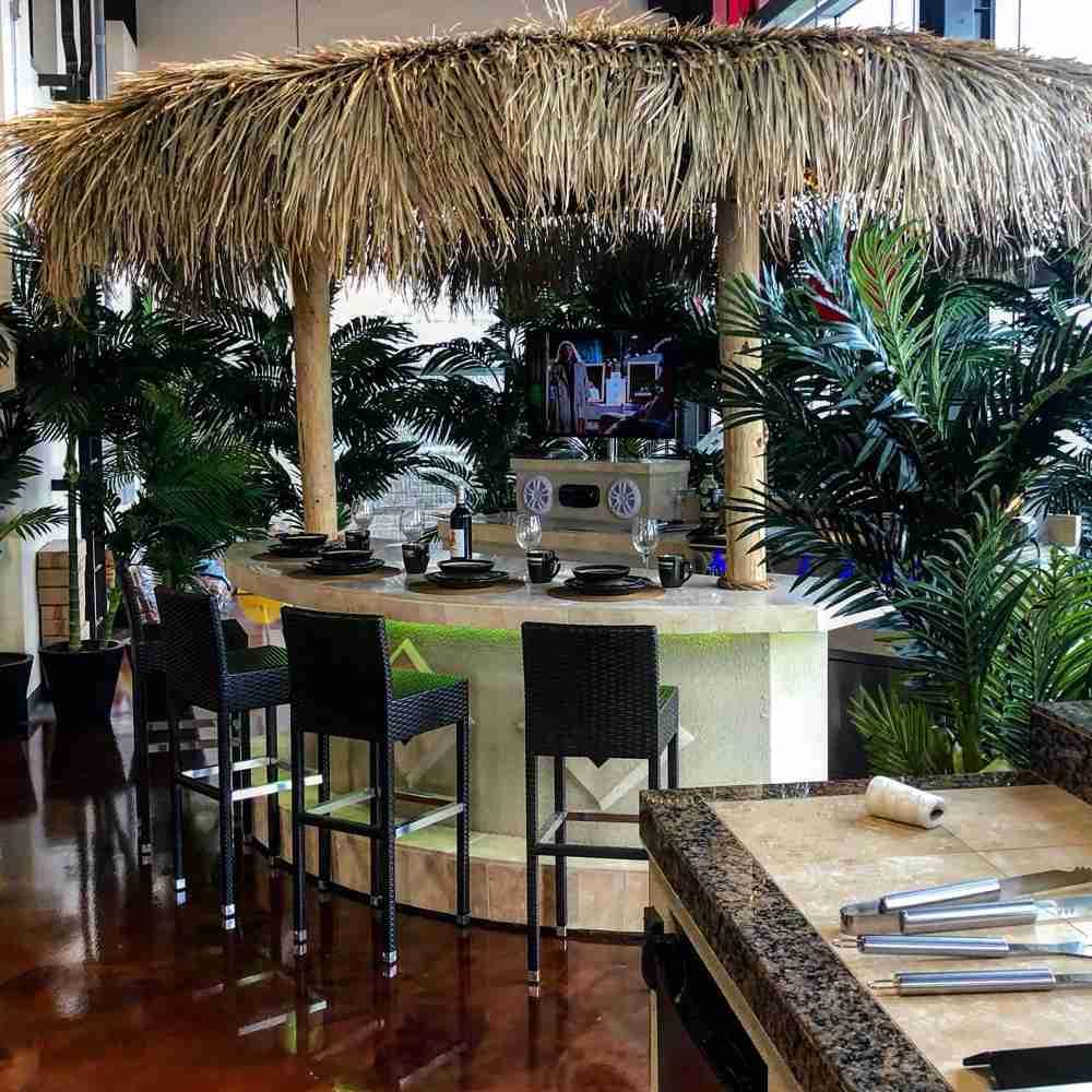 Orlando outdoor kitchen