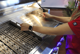 Introducing the New Paradise Grills Griddle Plate Insert