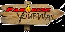 Paradise your way Logo
