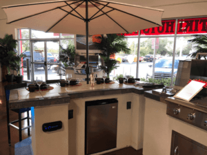 Outdoor Kitchens and Patio Bars