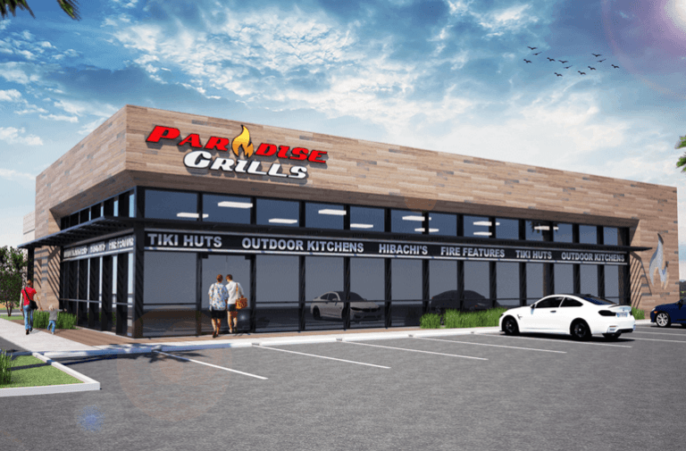 Paradise Grills continues to expand with a new location in Clermont, Florida