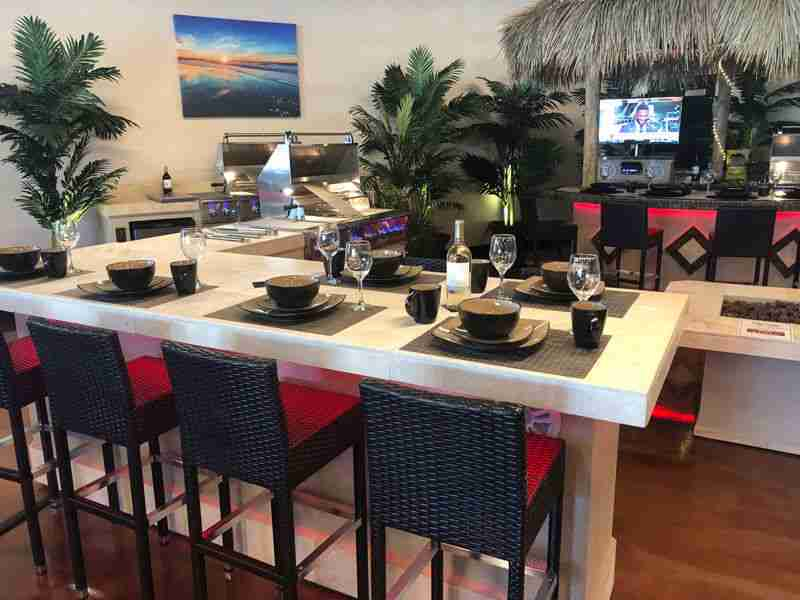 Planning for Your Dream Outdoor Kitchen in Orlando