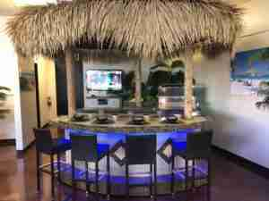 Ft Lauderdale Outdoor Tiki Huts Grills