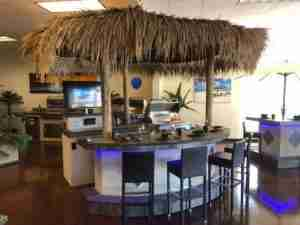 Tahiti Patio Bar, Outdoor Kitchens, and BBQ Grills