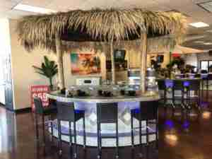 Tiki Hut Bar and Outdoor Kitchens