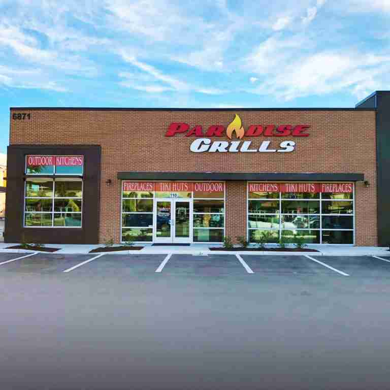 Paradise Grills Fort Myers Showroom is now open