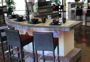 Outdoor Kitchens and Patio Bar Systems