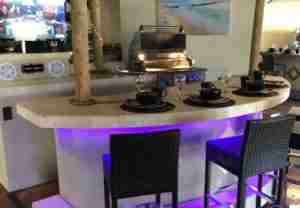 Patio Bars and Patio Furniture - Outdoor Kitchens
