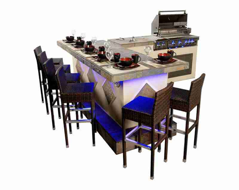 You are currently viewing Paradise Grill's Exclusive Flexbuild Systems