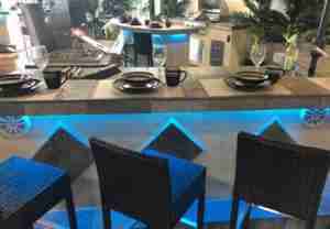 Outdoor Kitchens Bar Systems