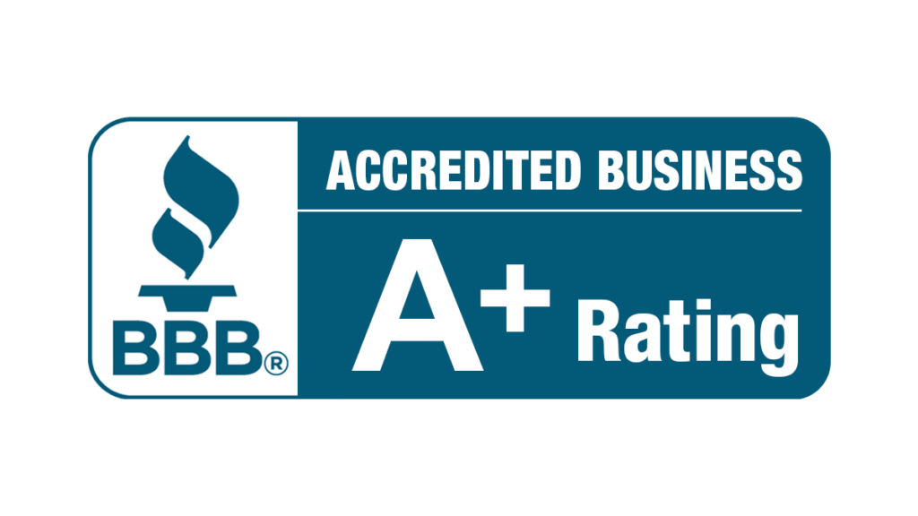 BBB Accredited Business A Rating