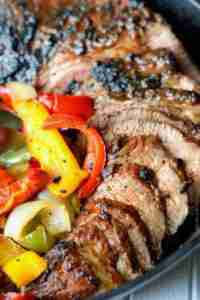 Grilled-Tri-Tip-with-Onions-and-Peppers - WIndermere BBQ