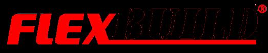 Flex Build Logo Registered R
