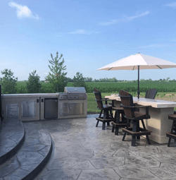 How To Design The Perfect Patio in Katy, Texas