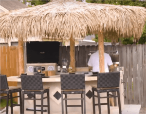 Paradise grills Cape Coral outdoor kitchens