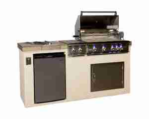 Paradise Grills GX6 - Cape Coral Outdoor Kitchen