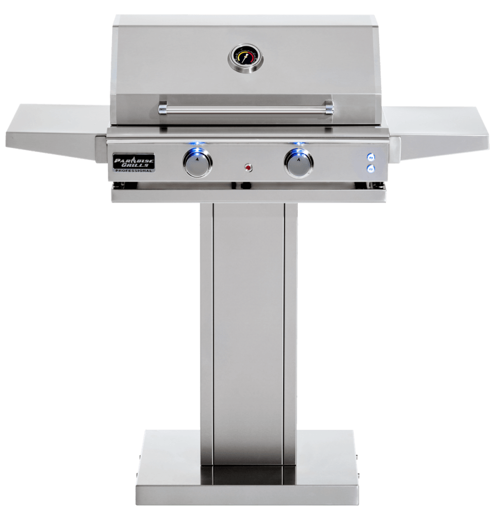 Esl Electric Grill Pedestal Cover Closed