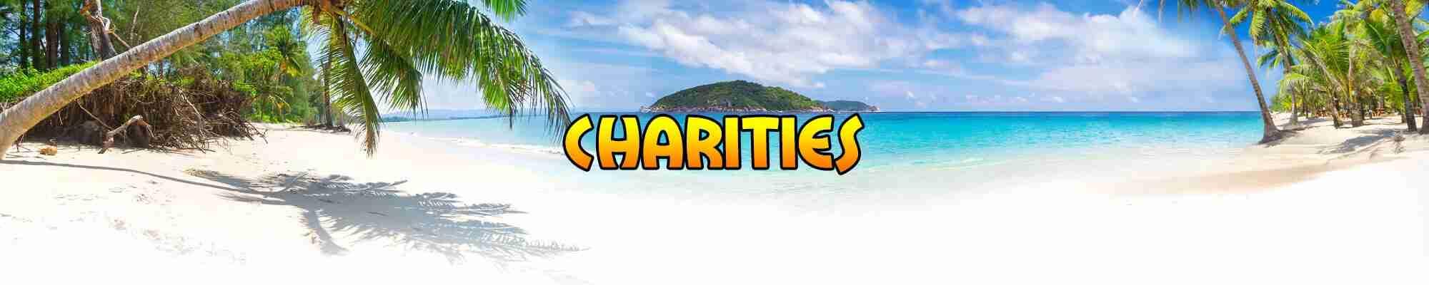 Charities Header