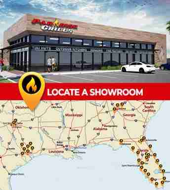 Locate Showroom Mobile Slides