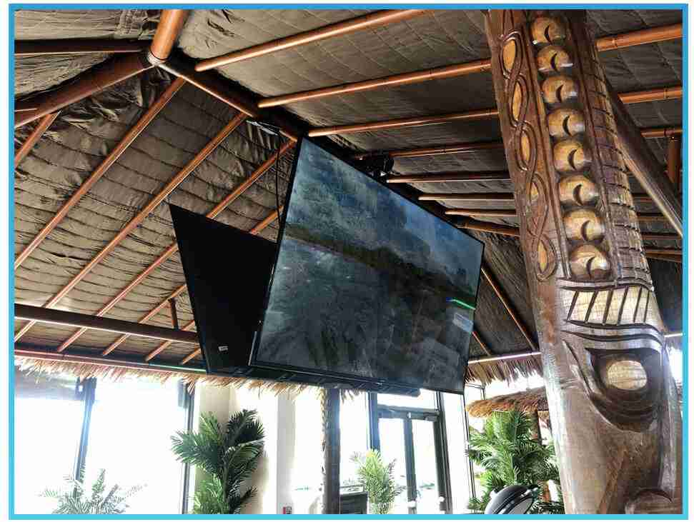 Paradise Abaco Tiki Hut