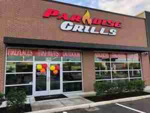 Paradise Grills Fort Myers Front Door