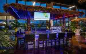 Paradise Grills Abaco Outdoor Kitchen in Bonita BEach