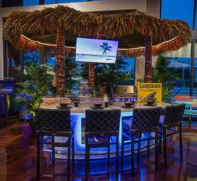 Margaritaville Outdoor Kitchen model
