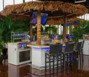 Paradise Grills Tahiti Tiki Hut Outdoor Kitchen