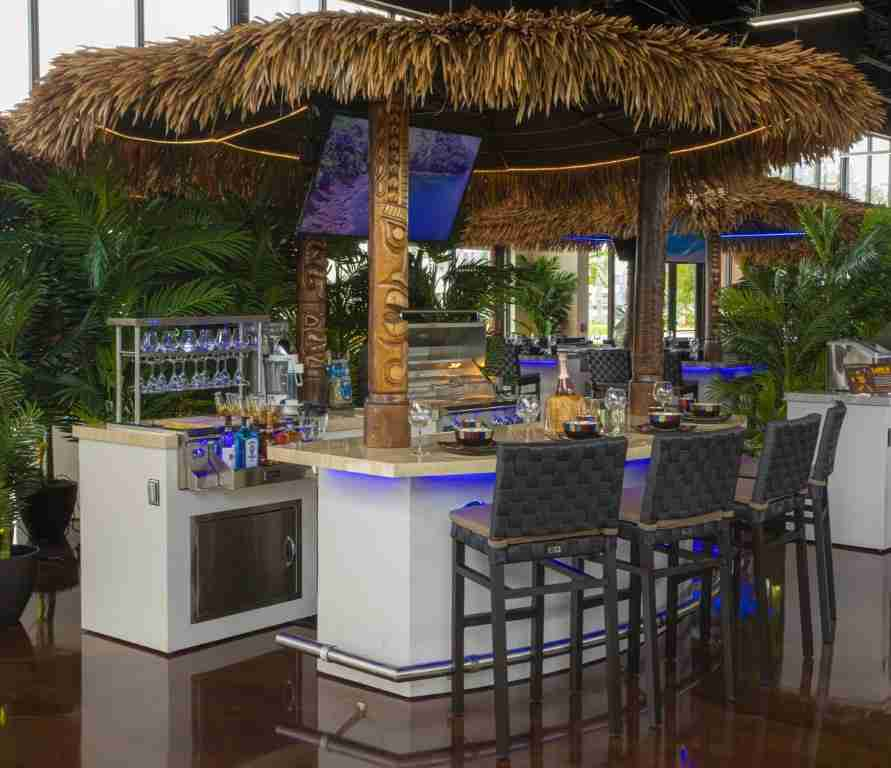 Outdoor Kitchens Specialists in Tampa – The Paradise Grills Exclusive Flex Build System