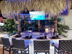 Tiki Hut Outdoor Kitchen Paradise Grills