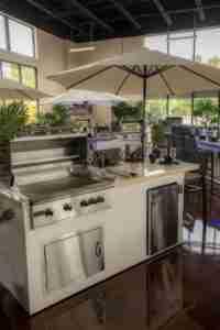 Flexbuild Outdoor Kitchens Spring Texas SHowroom