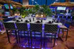 Outdoor kitchen in the Fort Lauderdale Showroom